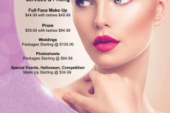 E-Mula Beauty Flyer